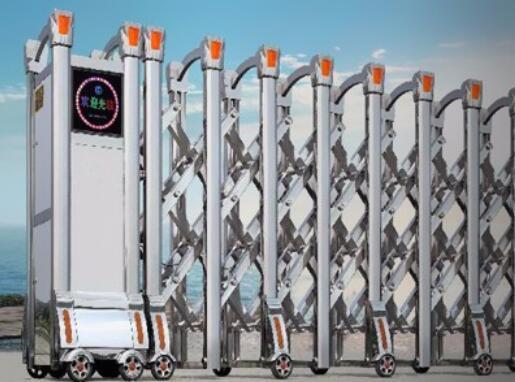 电动伸缩门技术参数及特点
